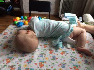 Гипертонус у новорожденных 2